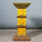 A027 – Tibetan tea table/pedestal (LUE)