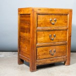 A064 – Small cabinet – dresser (LAL) - detail