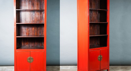 A102 - Bookcase - cabinet (UMR)